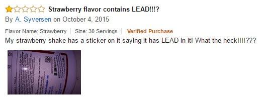 IdealShape and lead