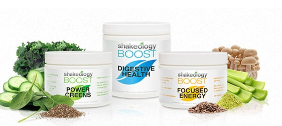 Shakeology boosts