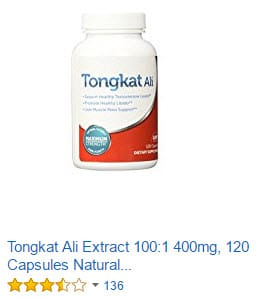 Tongkat Ali Extract