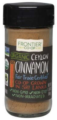 Frontier Natural Products Cinnamon