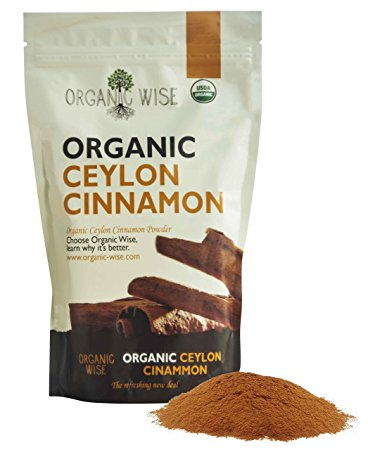 Organic Wise Ceylon Cinnamon