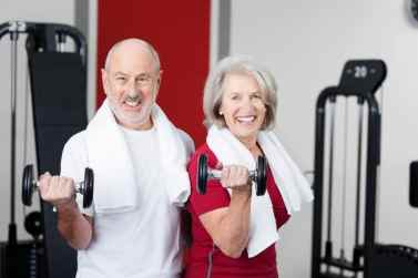 How to reverse age related muscle loss