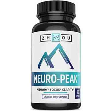 Natural Brain Function Support