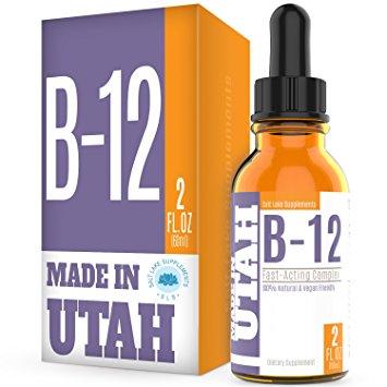 Vitamin B12 Liquid Drops