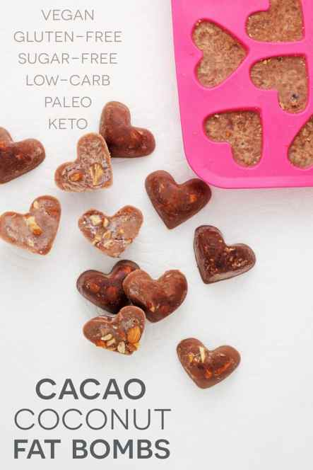 Cacao Fat Bombs