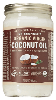 Dr. Bronner's Virgin Coconut Oil