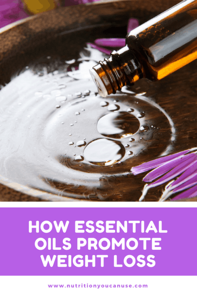 How Essential Oils Promote Weight Loss