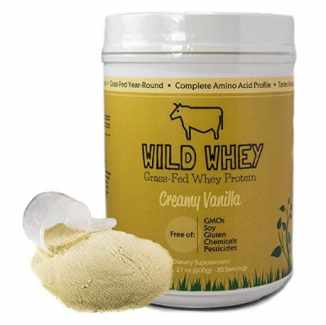 Wild Whey Protein Concentrate