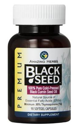 Black Seed Oil Supplement