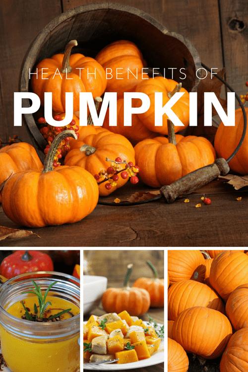 Health Benefits of Pumpkin