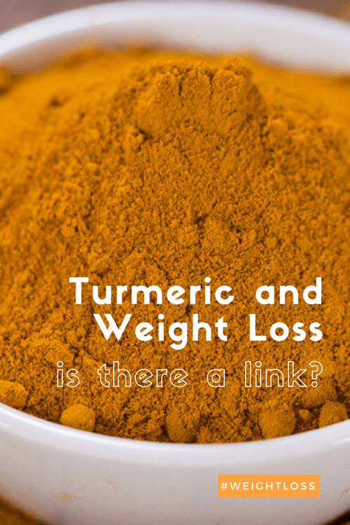 Turmeric and Weight Loss. Is There a Link?