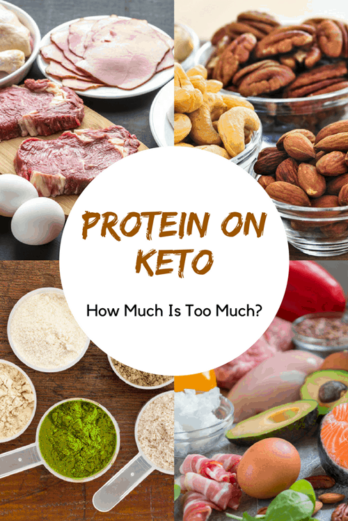Protein on Keto - How Much Is Too Much