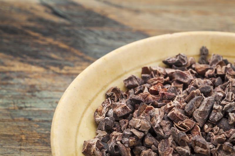 Cacao Nibs Nutrition