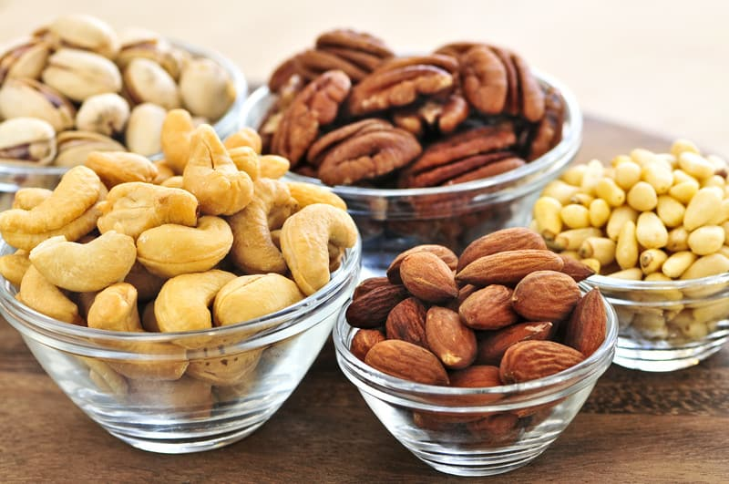 Nuts for Protein