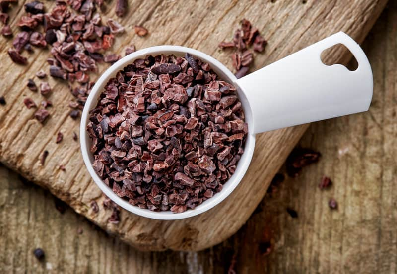 how to make cacao paste from cacao nibs