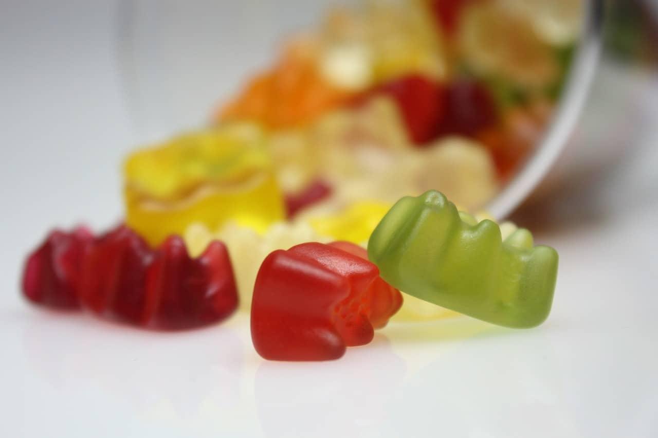 Gummi vitamins