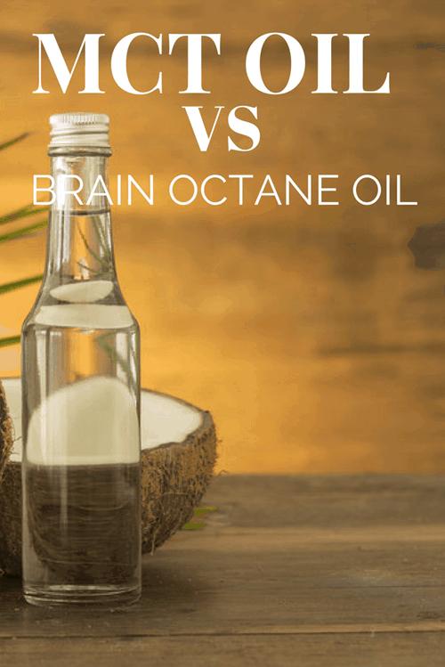 MCT Oil vs Brain Octane Oil