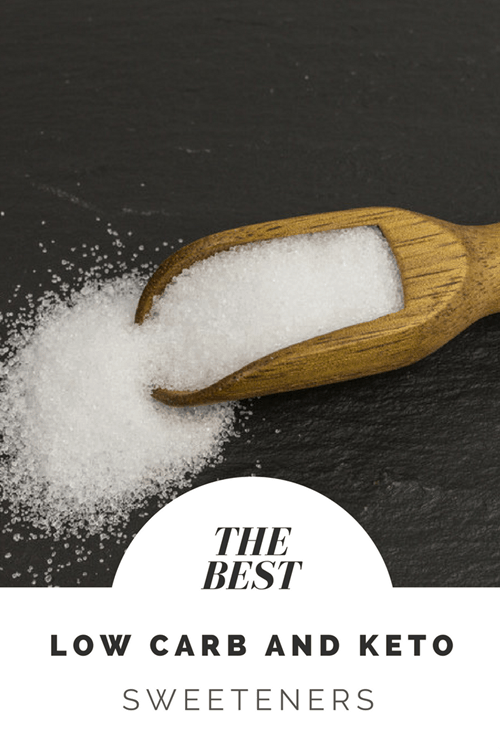 The Best Low Carb and Keto Sweeteners
