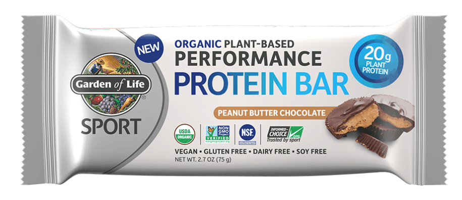 Garden of Life Organic Performance Protein Bar