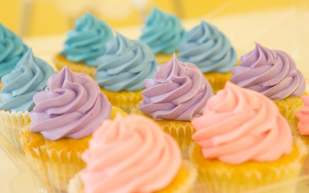 sugar cravings - cupcakes