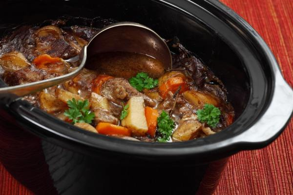 healthy slow cooker meal