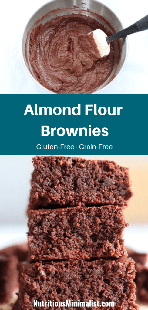 almond flour brownie recipe