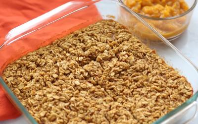 Pumpkin Baked Oatmeal Recipe