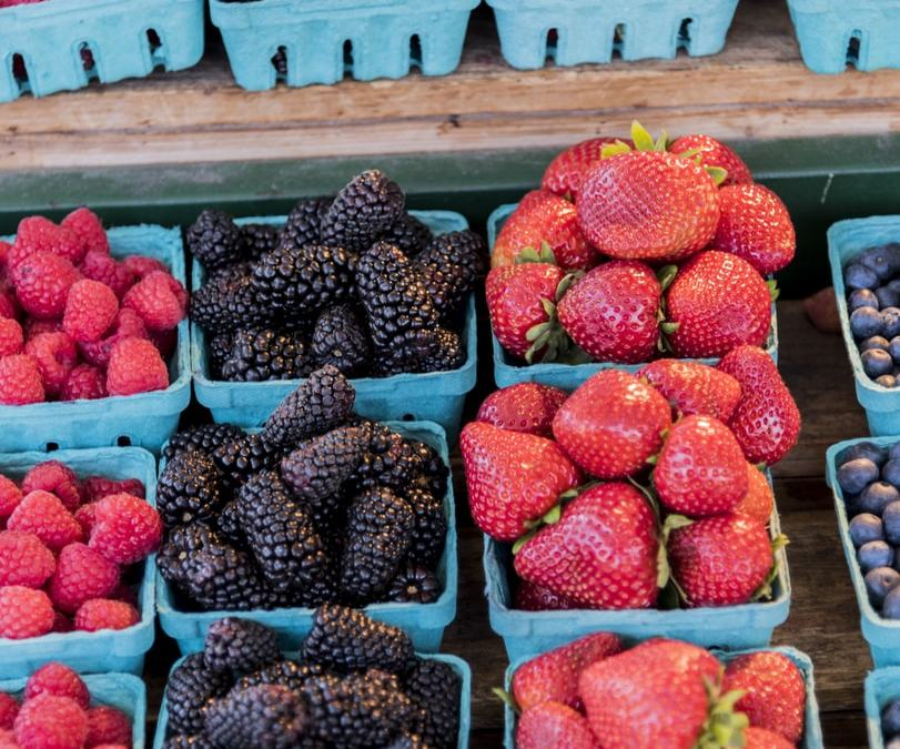 berries for blood sugar
