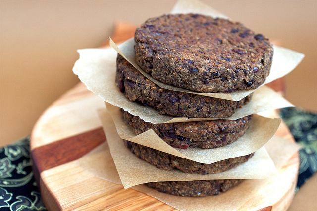 Hamburguesas de LENTEJAS veganas vegetarianas hierro proteinas nutricionista montevideo uruguay