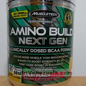 Amino Build Venezuela Muscletech