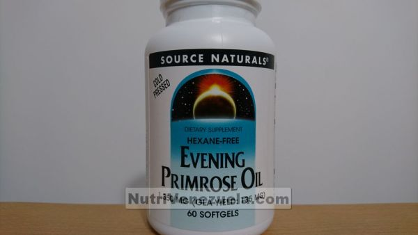 Evening Primrose Venezuela Source Naturals