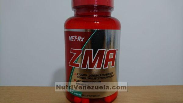 ZMA Venezuela Met-rx