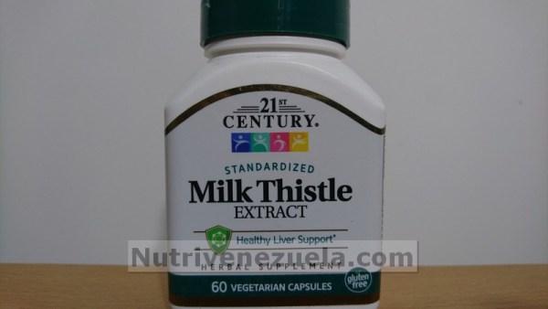 Cardo Lechoso Venezuela. Milk Thistle