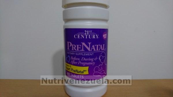 Prenatal Venezuela Tabletas