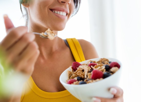 Programa aprende a comer saludable