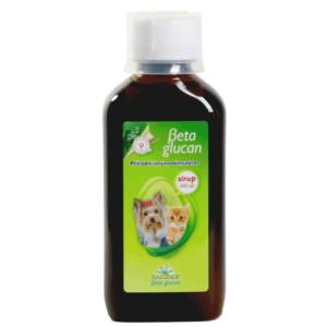 Beta glukán sirup na imunitu 200ml