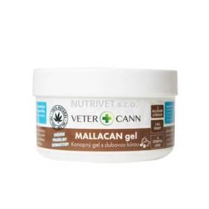 Mallacan gél s kanabisom a dubovou kôrou 100 ml