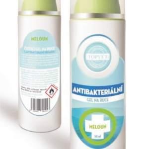 Antibakteriálny gél na ruky Melón 50 ml