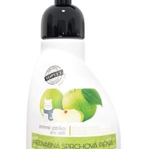 Topvet Sprchová pena – zelené jablko – vhodné pre deti 300ml