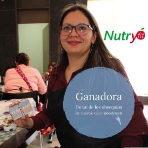 Nutricionista, taller de cocina, nutryfit