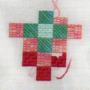 Stitch your Stash – Progress & Blocks 4 & 5