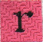 "Come Stitch with Me! – Celebrate Sampler ""R"""