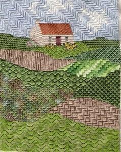 Great Stitcher – Jocelyn Goodger