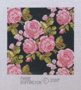 Marie Buffington – Needlepoint Designer Profile
