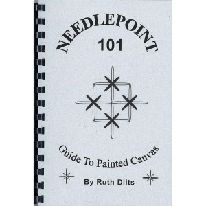 Needlepoint 101 – Book Review