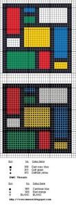 Free Pattern Alert – Interesting Cross Stitch to Adapt