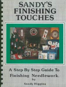 Sandy's Finishing Touches – Book Review