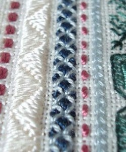 Tips for Stitching with Silk
