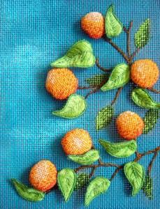 Sarah Homfrey – An Amazing Stitcher