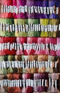 Au Ver a Soie stranded silks